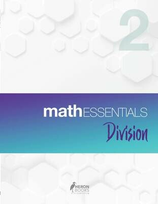 Math Essentials 2 - Division