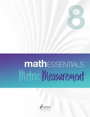 Math Essentials 8 - Metric Measurement