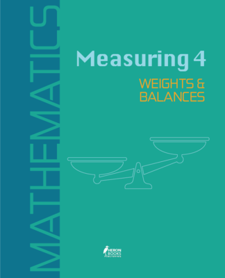 Measuring 4:  Weights and Balances