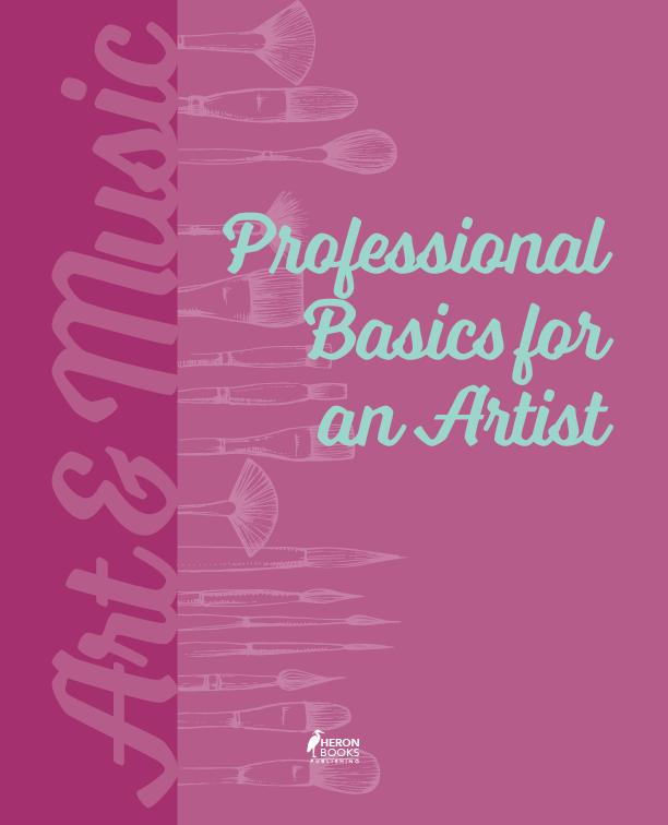 Professional Basics for an Artist