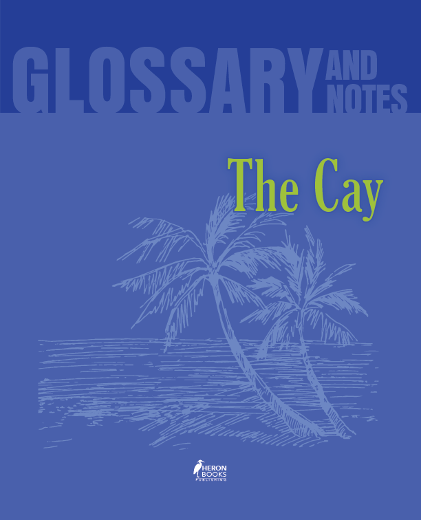 The Cay Glossary of Hard-to-find Words