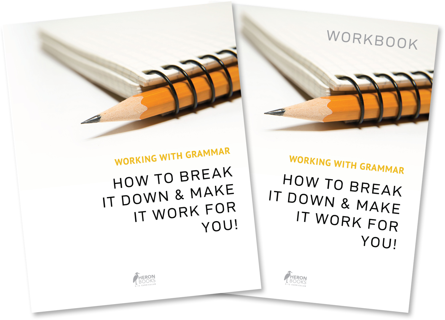 Working With Grammar - Book and Workbook