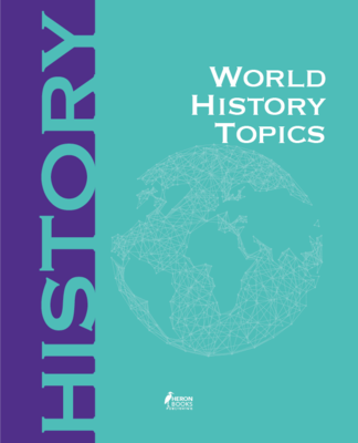 World History Topics 1-3
