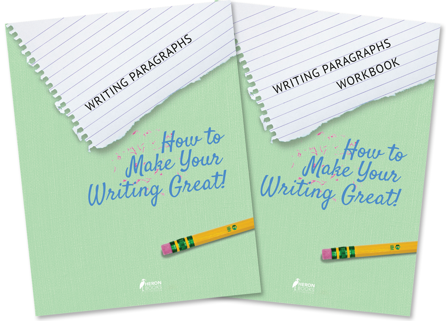 Writing Paragraphs Book and Workbook