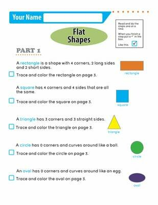 Independent Learning Activity - Flat Shapes