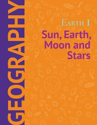 Earth 1 - Sun, Earth, Moon and Stars