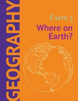 Earth 3 - Where On Earth?