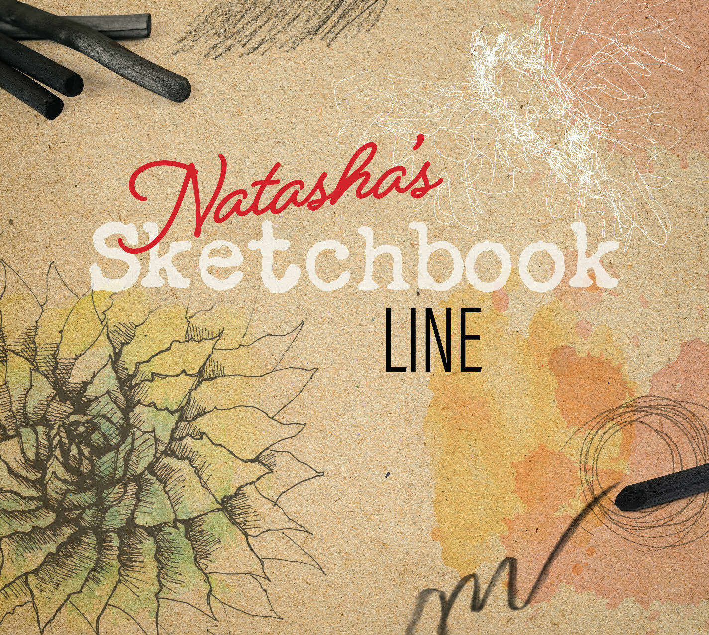 Natasha's Sketchbook - Line