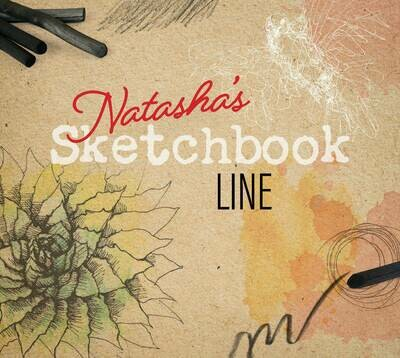 Natasha's Sketchbook – Line