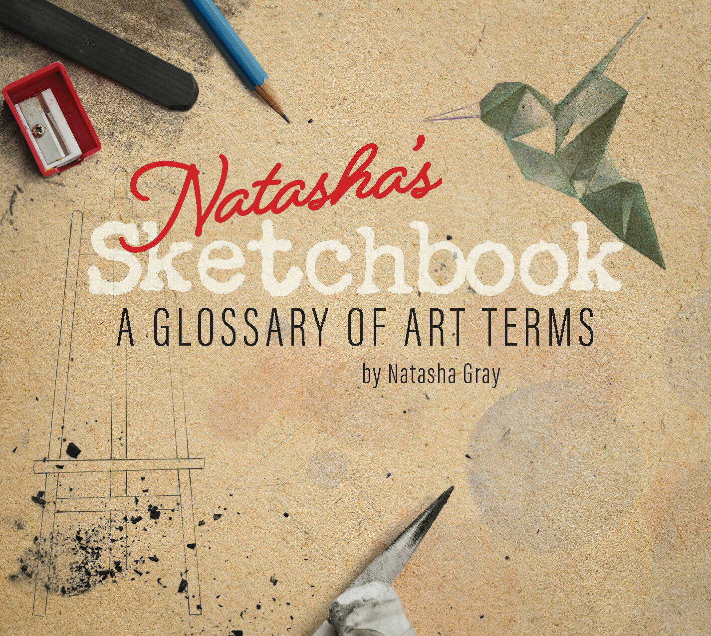 Natasha's Sketchbook – A Glossary of Art Terms