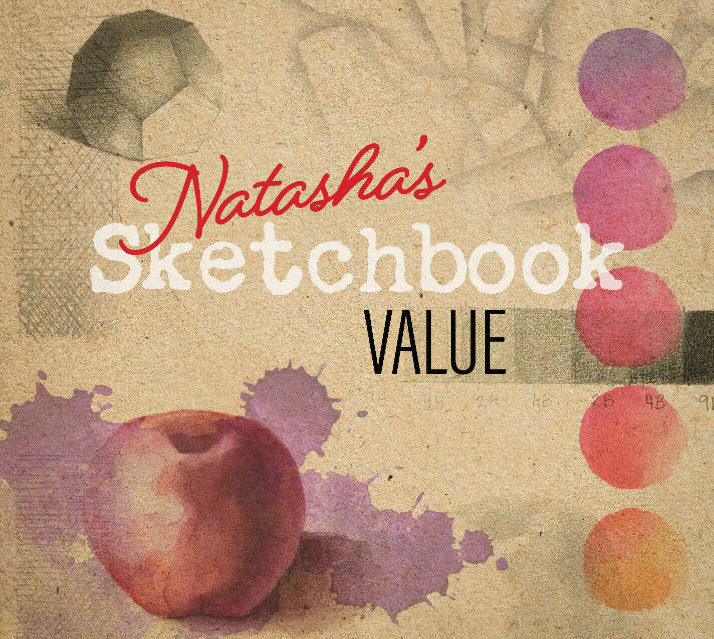 Natasha's Sketchbook – Value