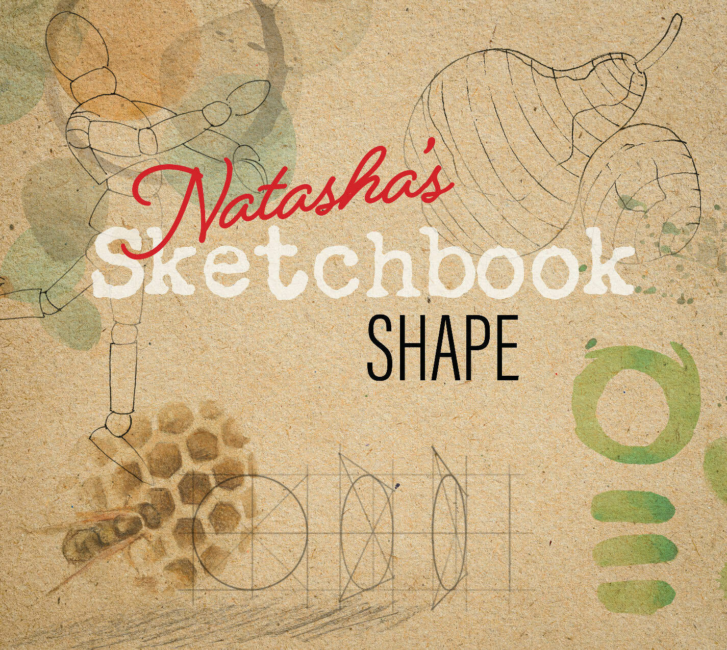 Natasha's Sketchbook – Shape