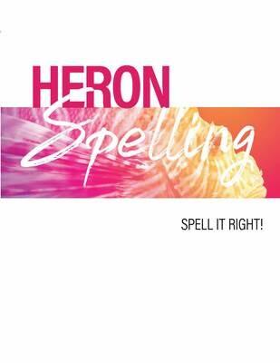 Heron Spelling - Spell it Right!