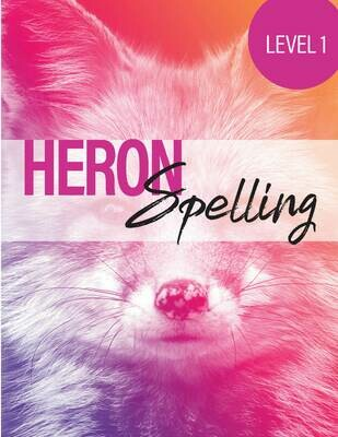 Heron Spelling Level 1