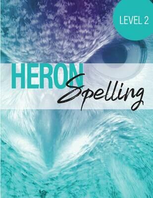 Heron Spelling Level 2