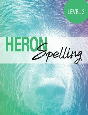 Heron Spelling Level 3
