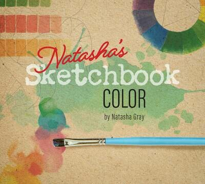 Natasha's Sketchbook - Color