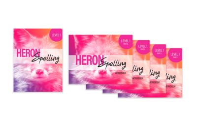 Heron Spelling Level 1 Package