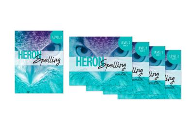 Heron Spelling Level 2 Package