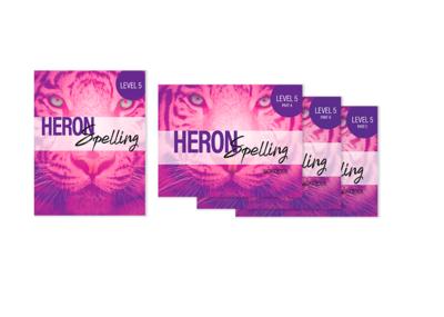 Heron Spelling Level 5 Package