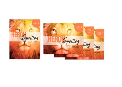 Heron Spelling Level 4 Package