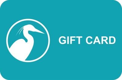 Heron Books Gift Card