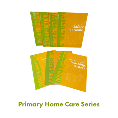 Ages 6-9 - Primary Home Care Series Homeschool Package