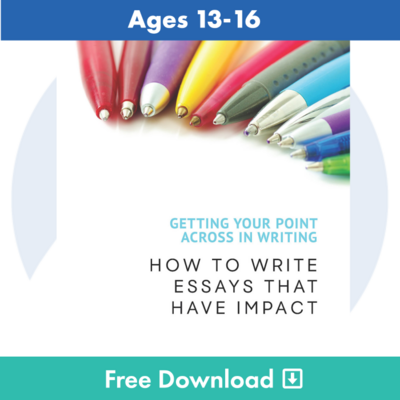 Ages 13-16 (Free Download) - Book & Lessons