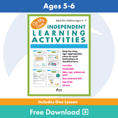 Ages 5-6 (Free Download) - One Lesson
