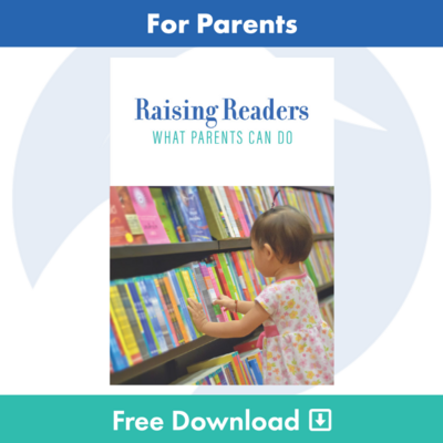 Raising Readers - (Free Download)