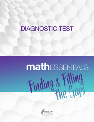Math Skills Assessment Test and Answers (Ages 12-15)