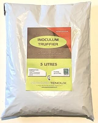 Inoculum Truffier Tuber Mélanosporum (Sac de 5 Litres)
