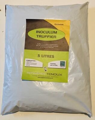 Inoculum Truffier Tuber Uncinatum (Sac de 5 Litres)