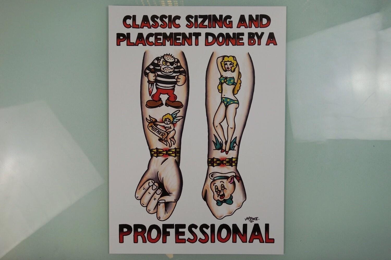 professionnalism poster