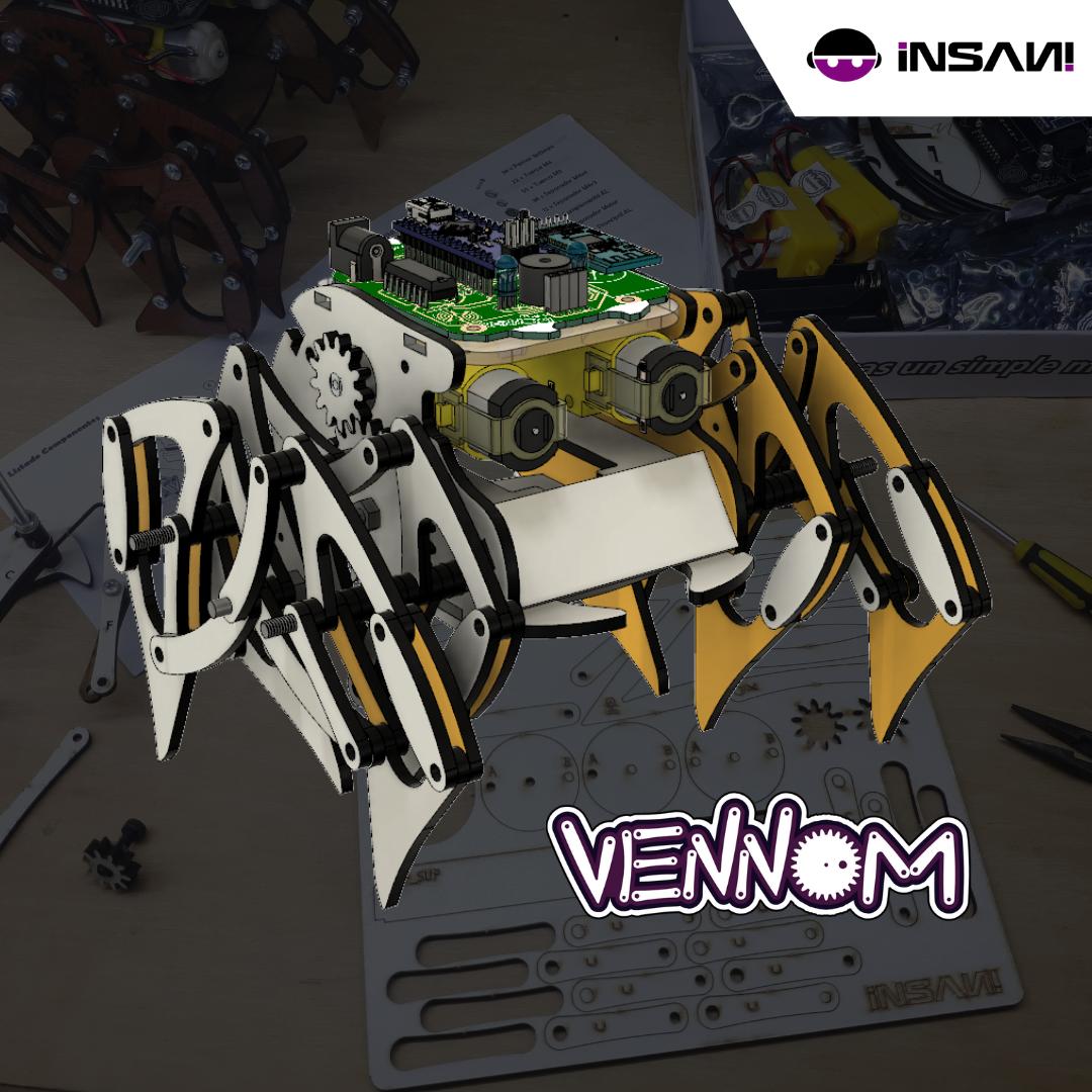 Robot Vennom
