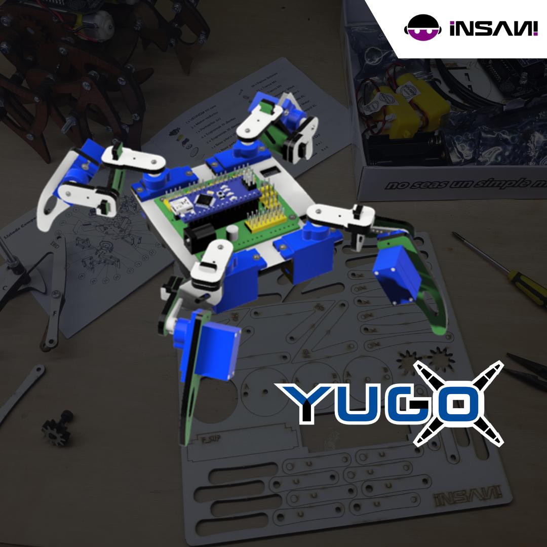 Robot YUGO