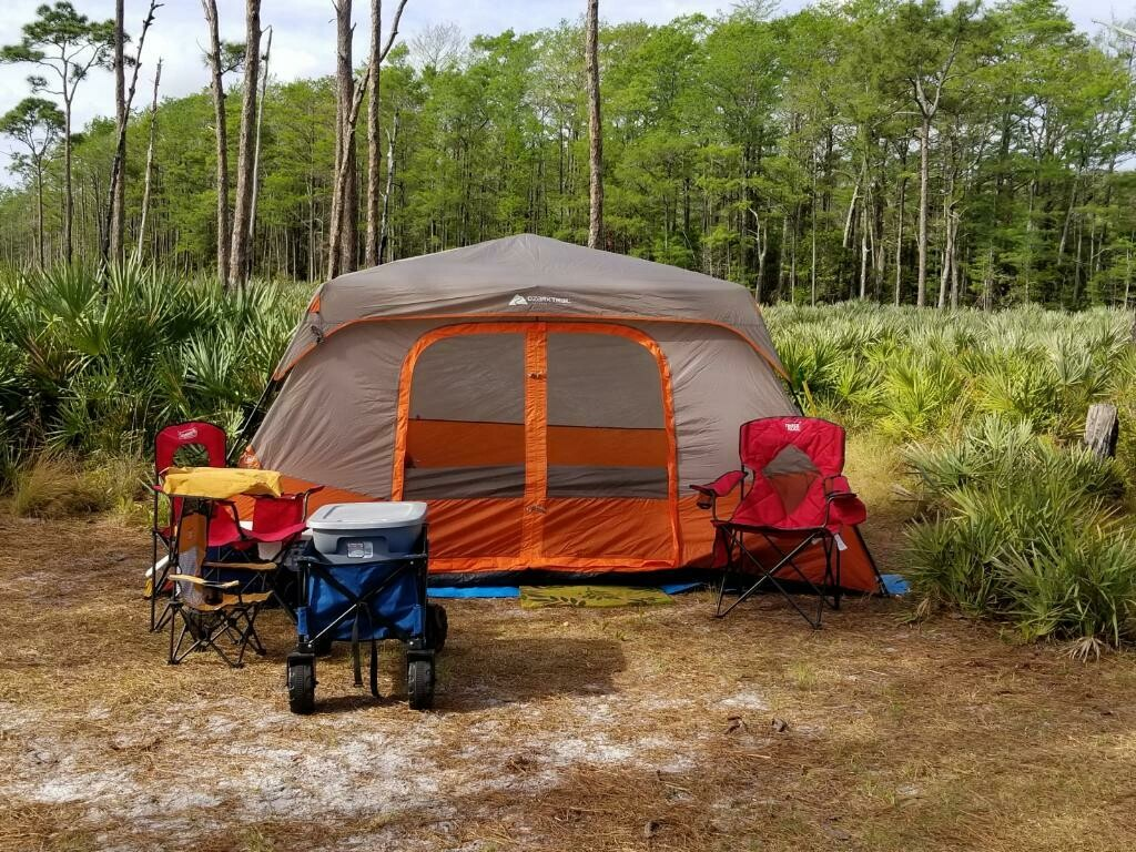 Webelos+AOL Camping Trip at TBD (Feb. 2021)
