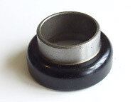 Lagerschale Gewind d25mm x 30G/