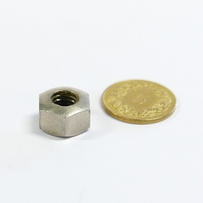 Sechskantmutter d6.5mm x 24G/