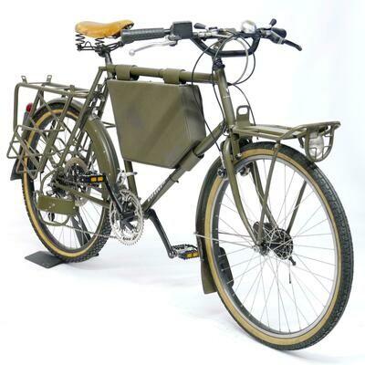 Militärvelo Nr. Z3692 | Occasion | Villiger Prototyp Fahrrad 93