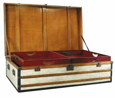 POLO CLUB TRUNK - LARGE