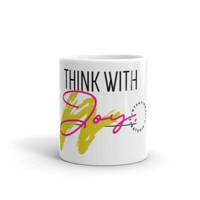 Think With Joy Mug
