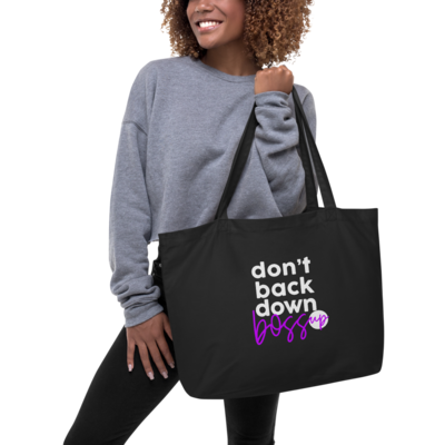 Large Boss Up Tote