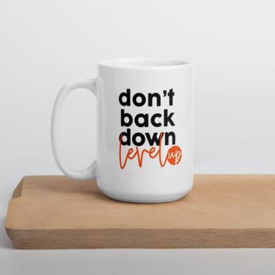 Level Up Large Mug