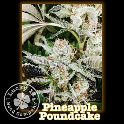 Pineapple Poundcake