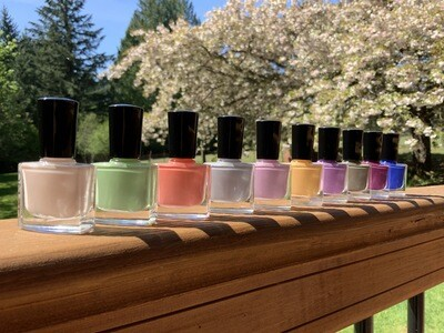 TEN Free Vegan Nail Lacquer- Sale