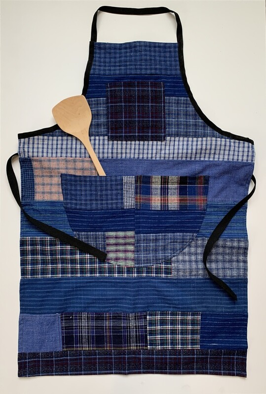 Homespun Cloth Apron