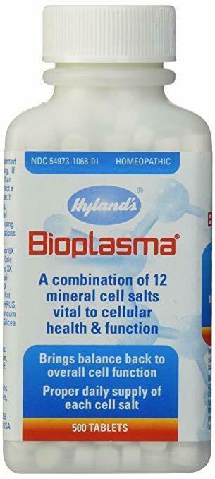 Bioplasma Cell Salts (500 tablets)