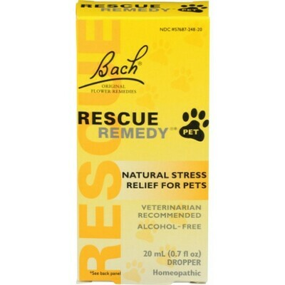 Rescue Remedy for Pets (20mL)