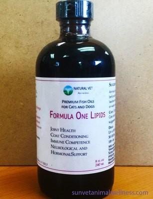 Formula One Lipids